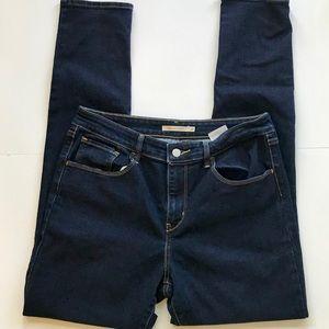 LÉVIS Levi's Women's High Rise Skinny Jeans size31